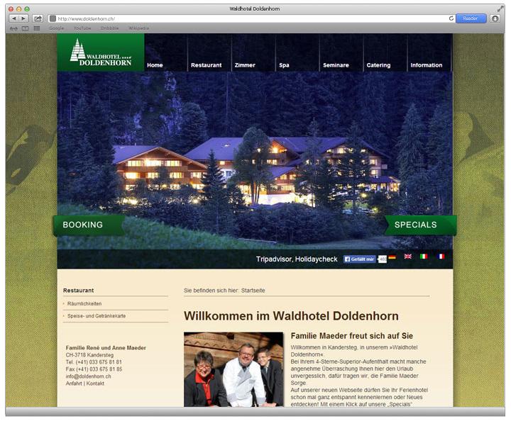 Referenz Hotel Doldenhorn