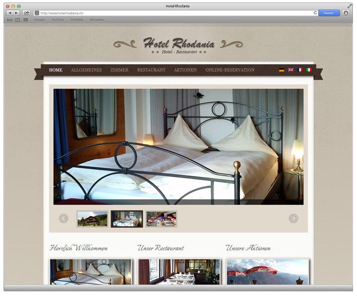 Referenz Hotel Rhodania