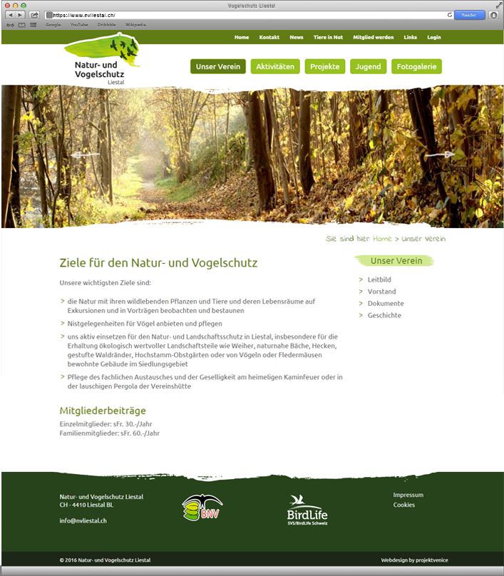 Kleines Bild des Natur- und Vogelschutz Liestal