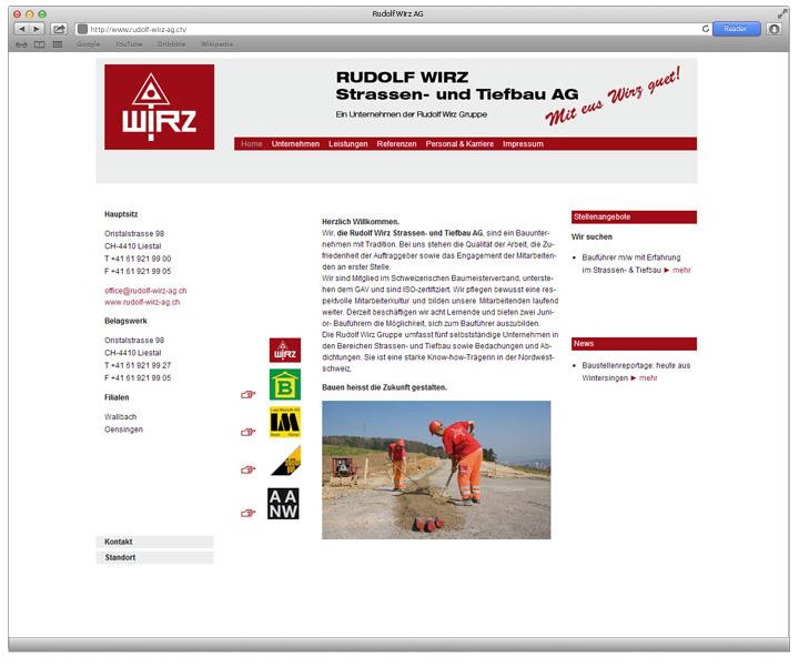 Referenz Rudolf Wirz