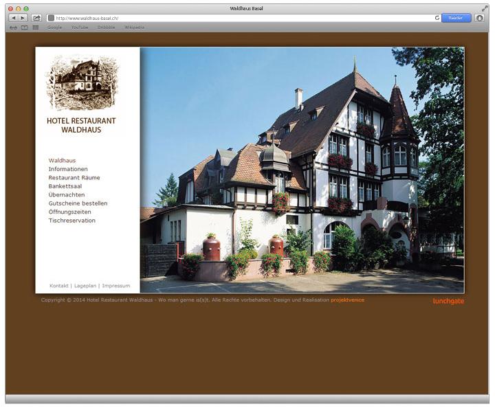 Restaurant Waldhaus In Ofterschwang: Eine Referenz Der Projektvenice GmbH